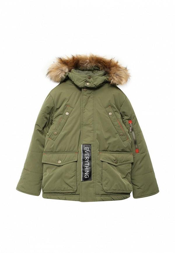 Купить Куртка утепленная Аврора, Мажор, mp002xb001p2, хаки, Осень-зима 2017/2018
