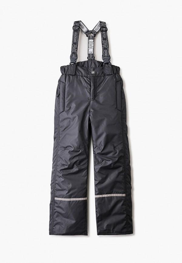 брюки аврора для мальчика, серые