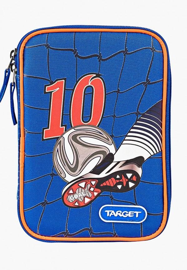 Пенал Target Target MP002XB002P1 пеналы target пенал овальный золотая бабочка