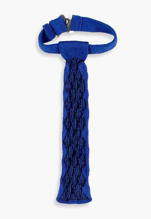 галстуки и бабочки jacote для мальчика, синие