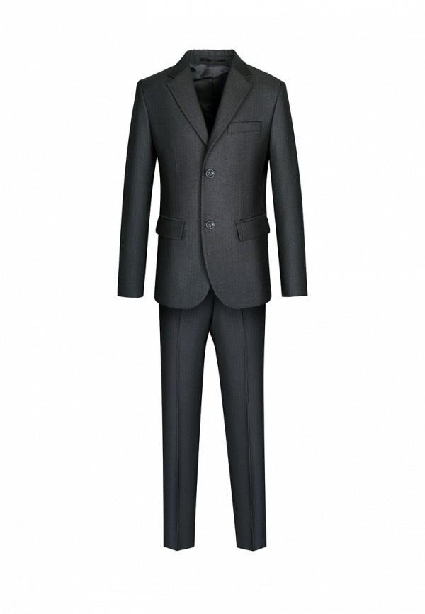 костюм stenser для мальчика, серый