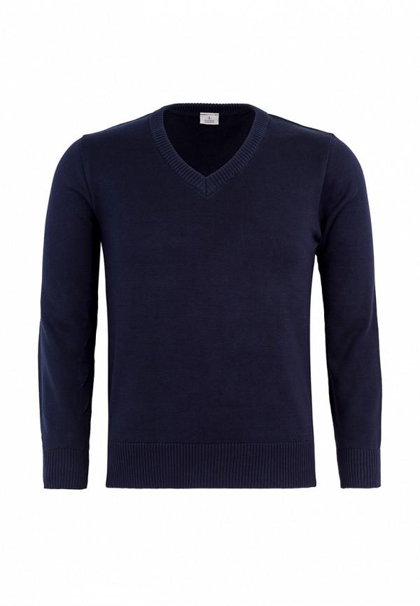 пуловер stenser для мальчика, синий