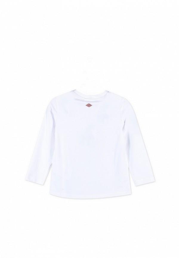 Лонгслив для мальчика Coccodrillo цвет белый  Фото 2