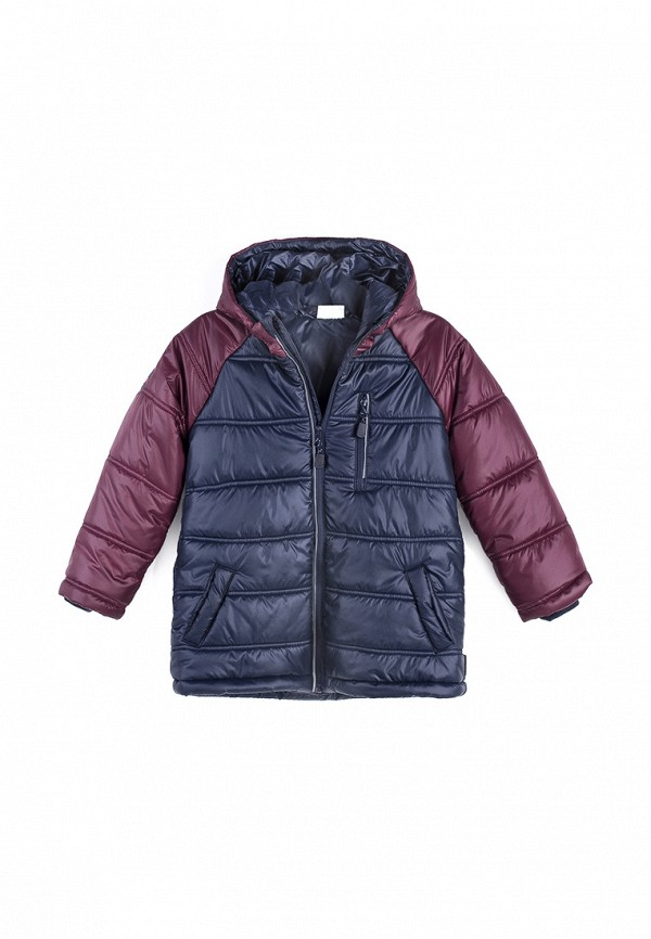 Фото - Куртка утепленная Coccodrillo Coccodrillo MP002XB00361 куртки пальто пуховики coccodrillo куртка для девочки wild at heart