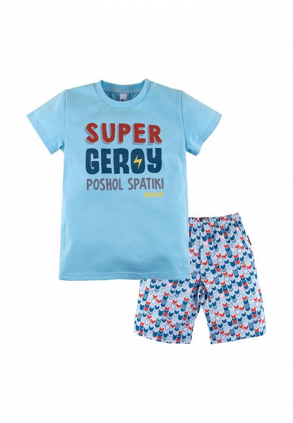 Фото - Пижама Bossa Nova Bossa Nova MP002XB0039N пижамы и ночные сорочки bossa nova пижама джемпер и брюки для девочки супергерои 356б 161