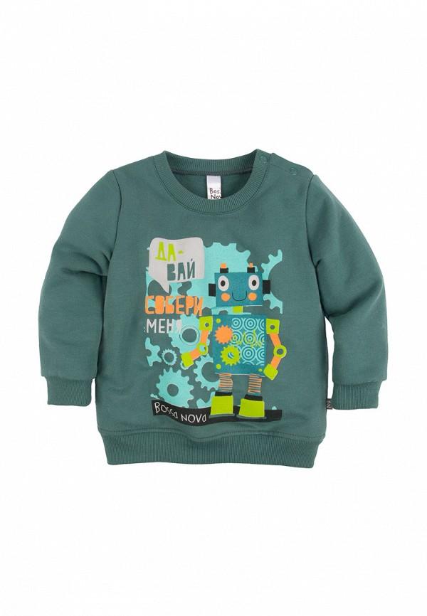Купить Свитшот Bossa Nova, MP002XB0039Y, зеленый, Осень-зима 2017/2018