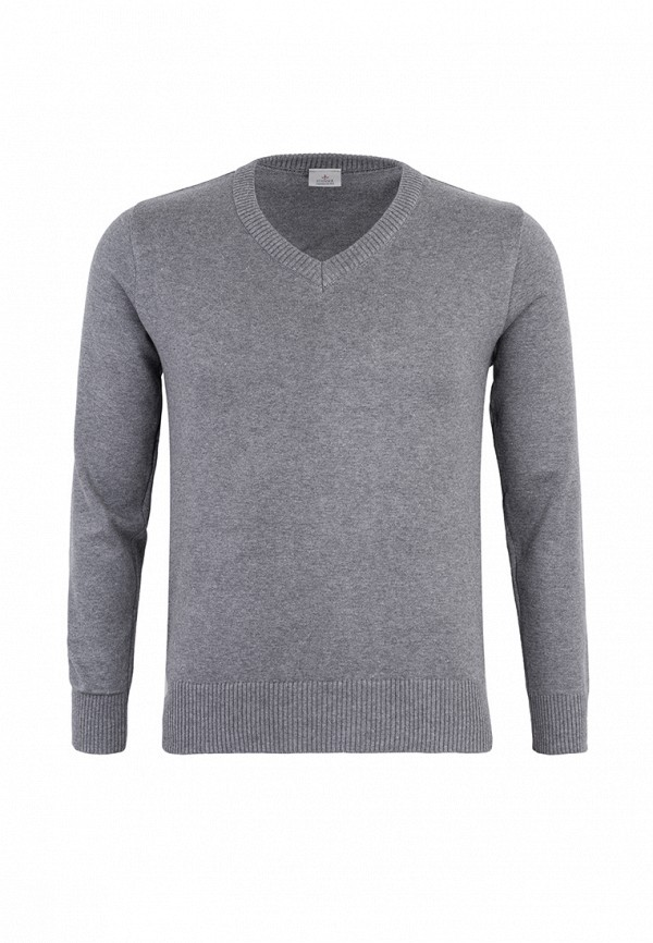 пуловер stenser для мальчика, серый