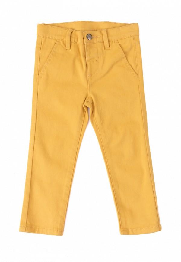 брюки playtoday для мальчика, желтые