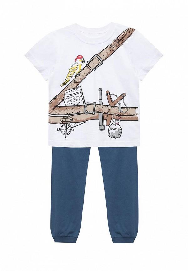 Пижама Pelican Pelican MP002XB004AC платье для девочки pelican gwdv4015 цвет персиковый 128