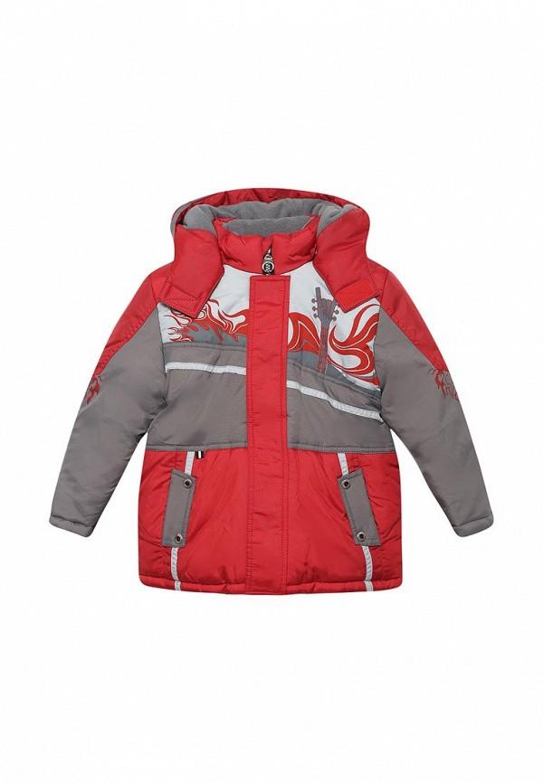 куртка ovas для мальчика, разноцветная