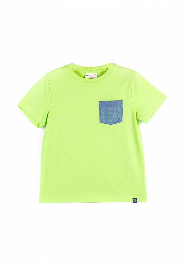 Футболка Coccodrillo Coccodrillo MP002XB004DC футболки и топы coccodrillo футболка cute cat w18143202cut