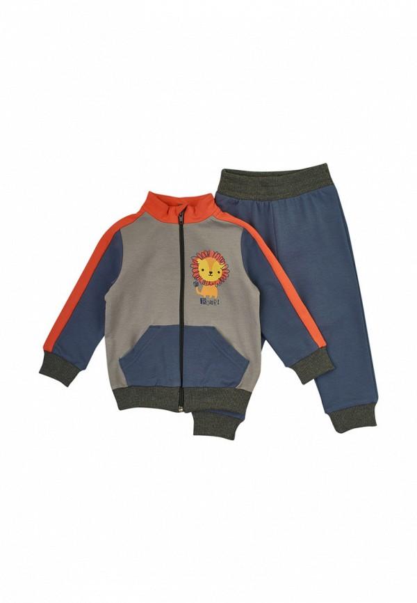 спортивные спортивный костюм robinzon для мальчика, разноцветный