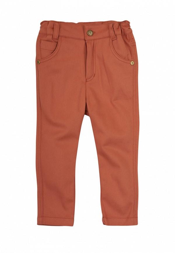 джинсы бемби для мальчика, оранжевые
