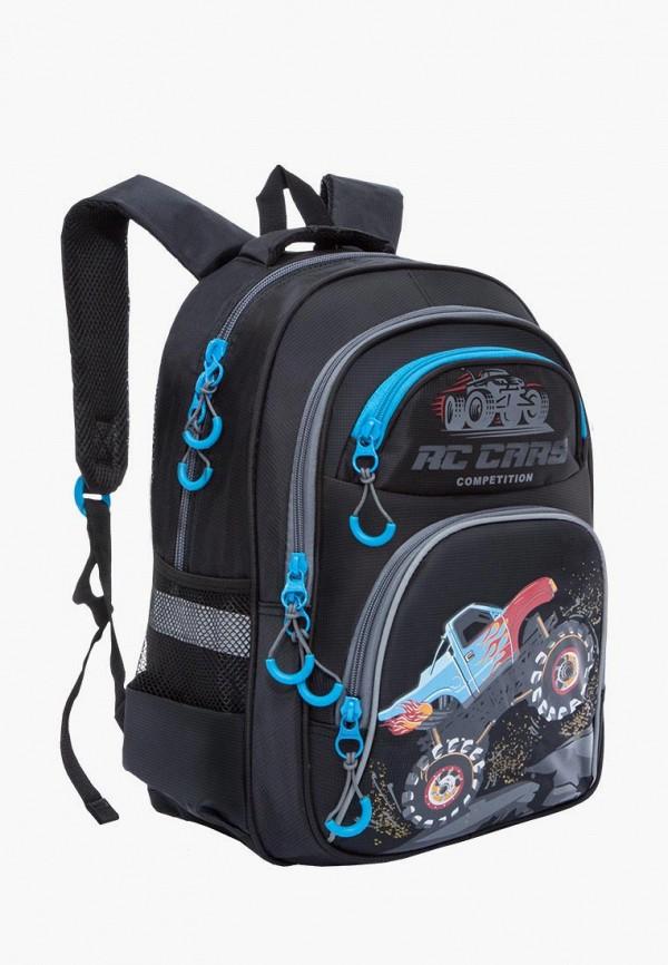 Рюкзак детский Grizzly цвет черный  Фото 2