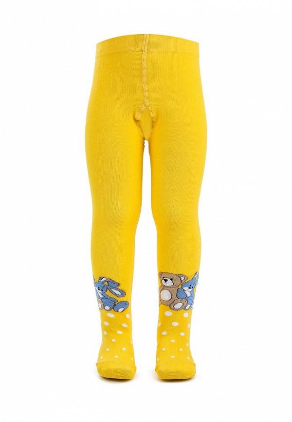 колготки брестские для мальчика, желтые