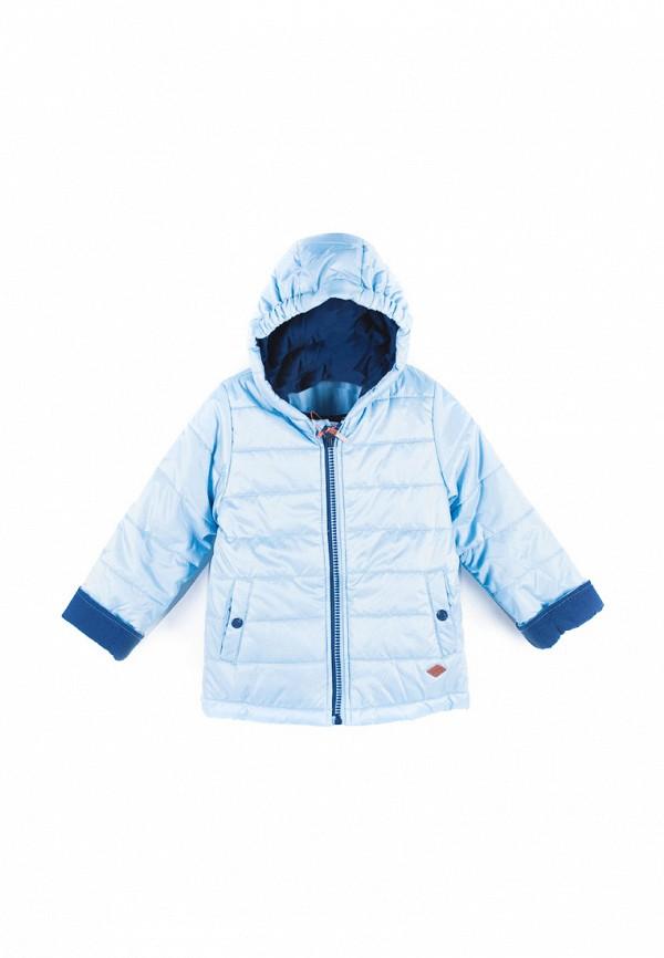 Фото - Куртку утепленная Coccodrillo голубого цвета