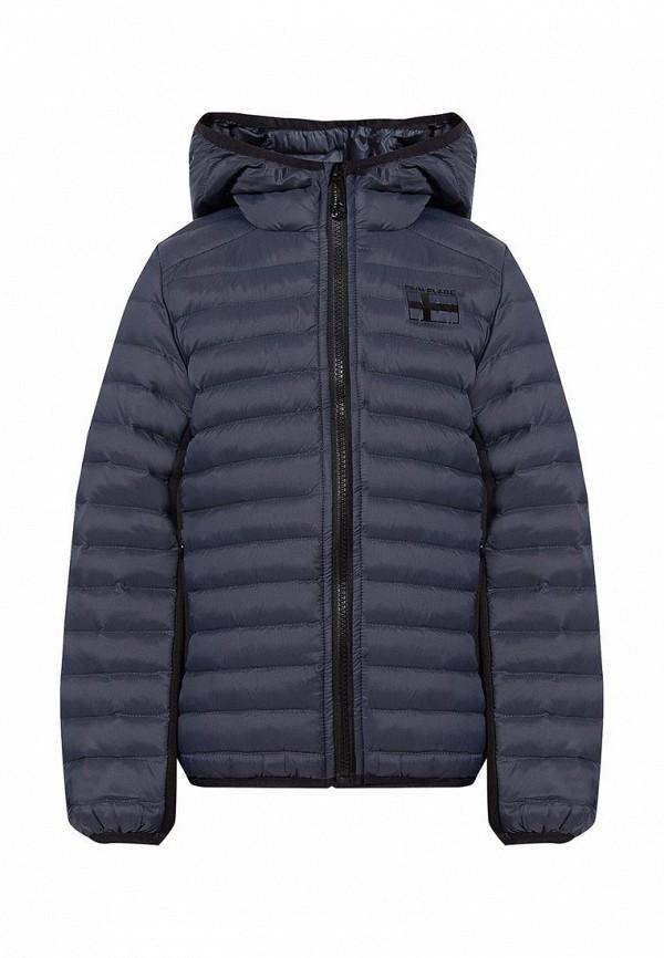 Купить Куртка утепленная Finn Flare, mp002xb004wm, синий, Весна-лето 2018