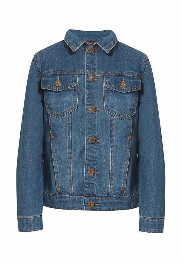 Купить Куртка джинсовая Finn Flare, MP002XB004WY, синий, Весна-лето 2018