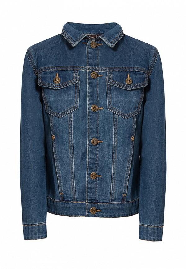 Купить Куртка джинсовая Finn Flare, mp002xb004x7, синий, Весна-лето 2018