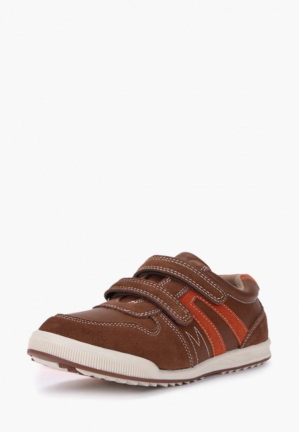 Кроссовки для мальчика T.Taccardi цвет коричневый