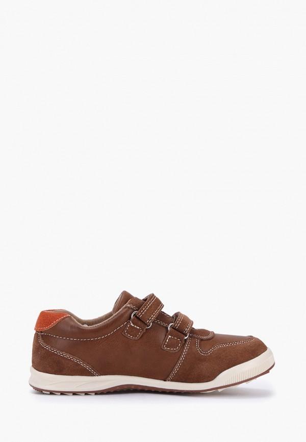 Кроссовки для мальчика T.Taccardi цвет коричневый  Фото 3