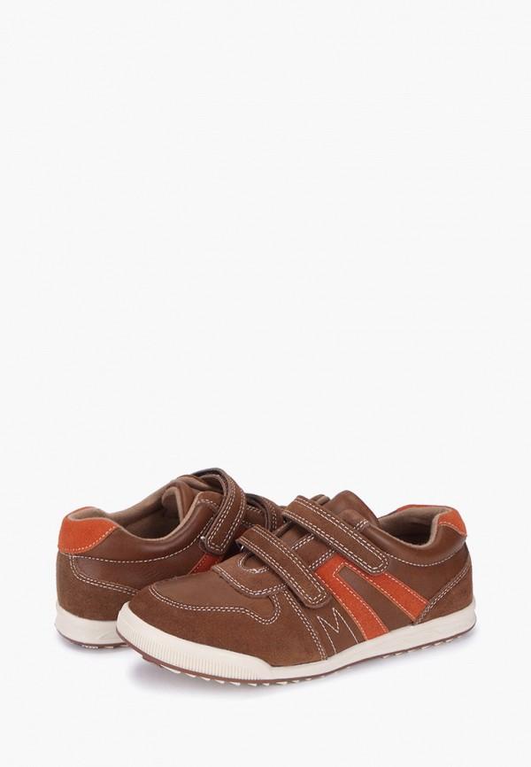 Кроссовки для мальчика T.Taccardi цвет коричневый  Фото 2