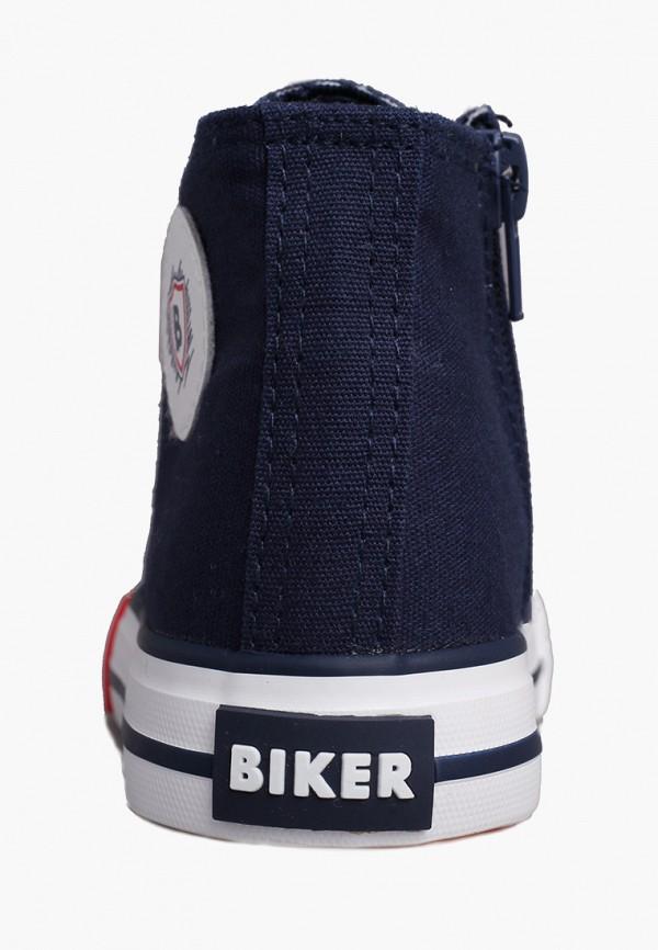 Кеды для мальчика Biker цвет синий  Фото 2