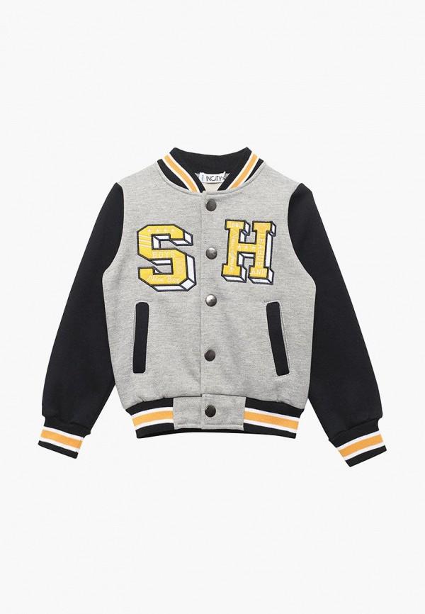Купить Куртка Incity, MP002XB005ER, серый, Осень-зима 2018/2019