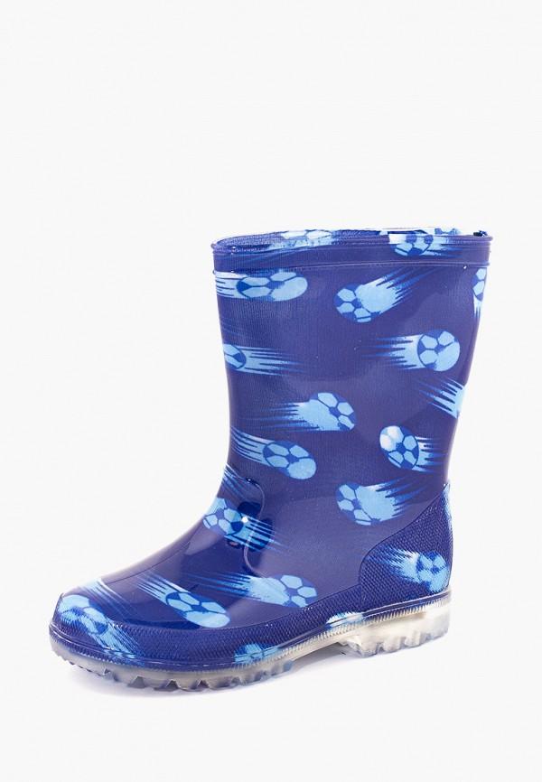 Резиновые сапоги Coccodrillo цвет синий