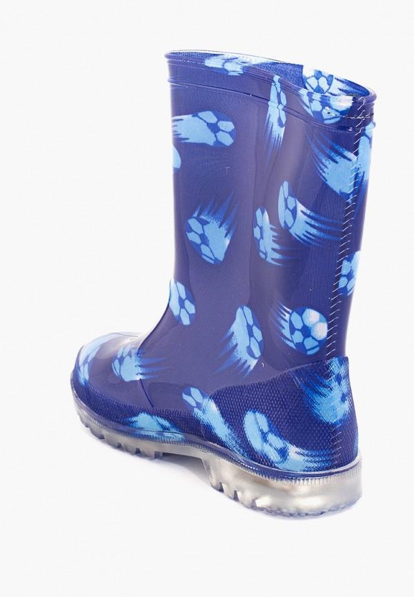 Резиновые сапоги Coccodrillo цвет синий  Фото 3