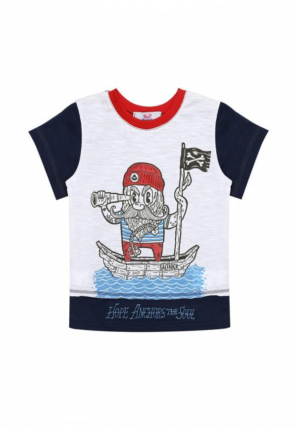 футболка с коротким рукавом bell bimbo для мальчика, разноцветная