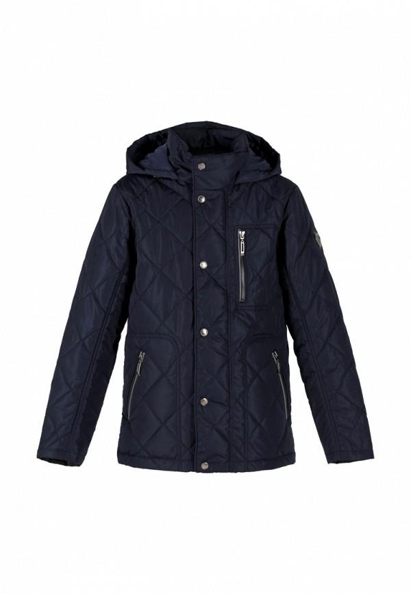 куртка талви для мальчика, синяя