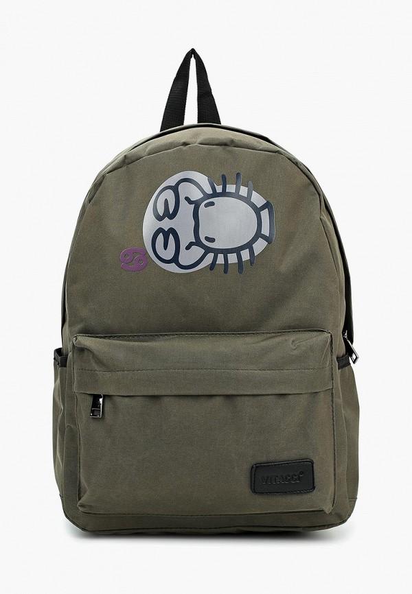 рюкзак vitacci для мальчика, хаки
