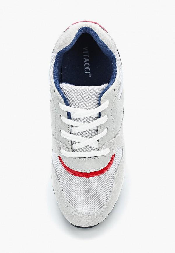 Кроссовки для мальчика Vitacci цвет серый  Фото 4