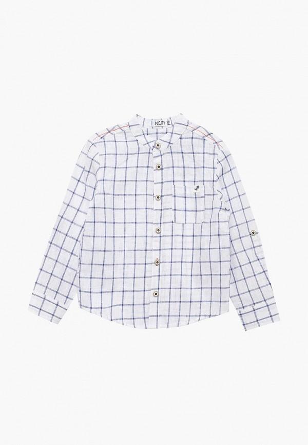 Купить Рубашка Incity, MP002XB005P3, белый, Весна-лето 2018