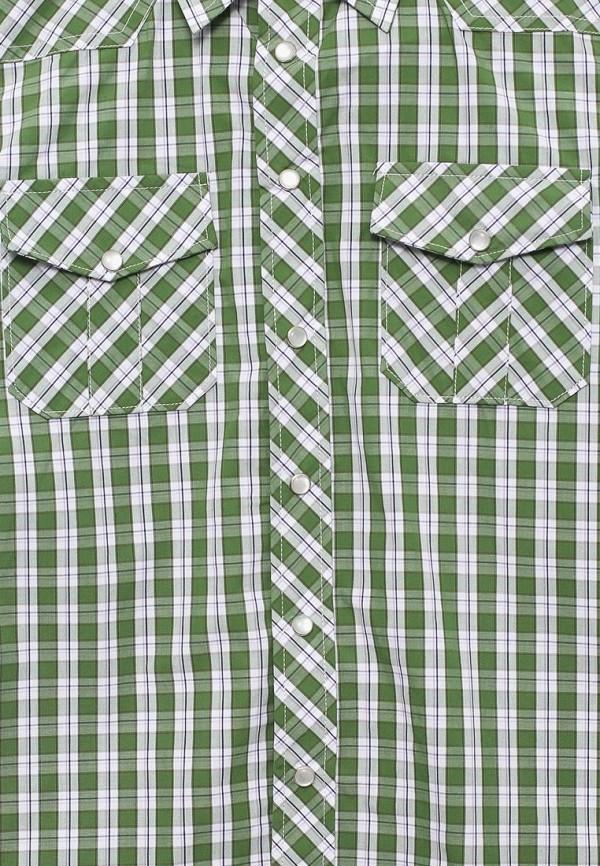 Рубашка для мальчика Incity цвет зеленый  Фото 3