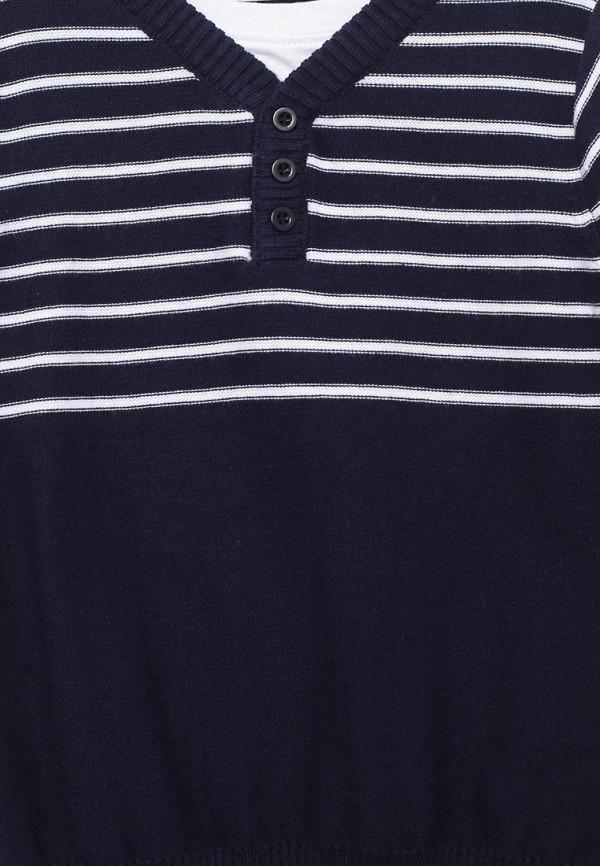 Пуловер для мальчика Incity цвет синий  Фото 3