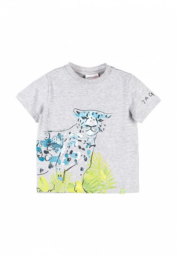 Футболка Coccodrillo Coccodrillo MP002XB005RR футболки и топы coccodrillo футболка cute cat w18143202cut