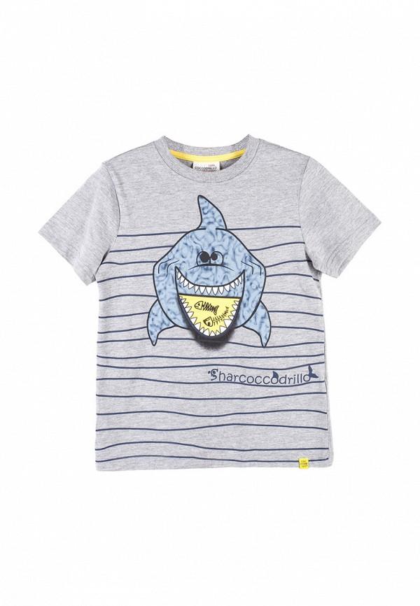 Футболка Coccodrillo Coccodrillo MP002XB005RZ coccodrillo coccodrillo футболка you can синяя