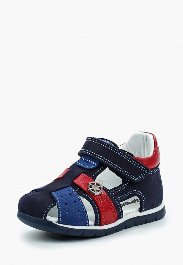 сандалии max & jessi для мальчика, разноцветные