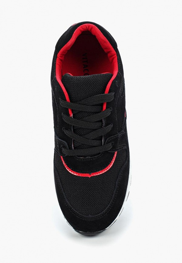 Кроссовки для мальчика Vitacci цвет черный  Фото 4
