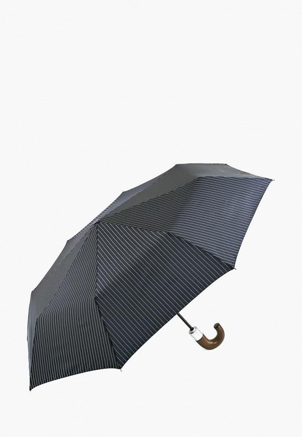 зонт fulton для мальчика, черный