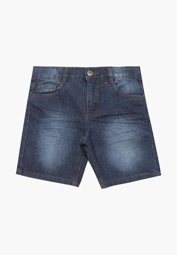джинсовые шорты baon для мальчика, синие
