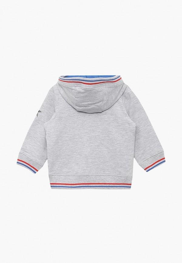 Толстовка для мальчика Coccodrillo цвет серый  Фото 2