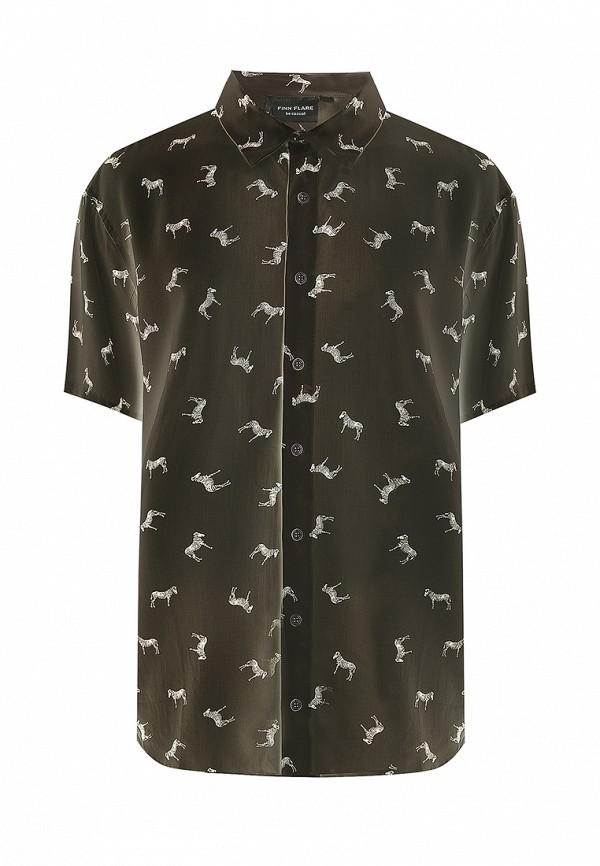 рубашка finn flare для мальчика, хаки