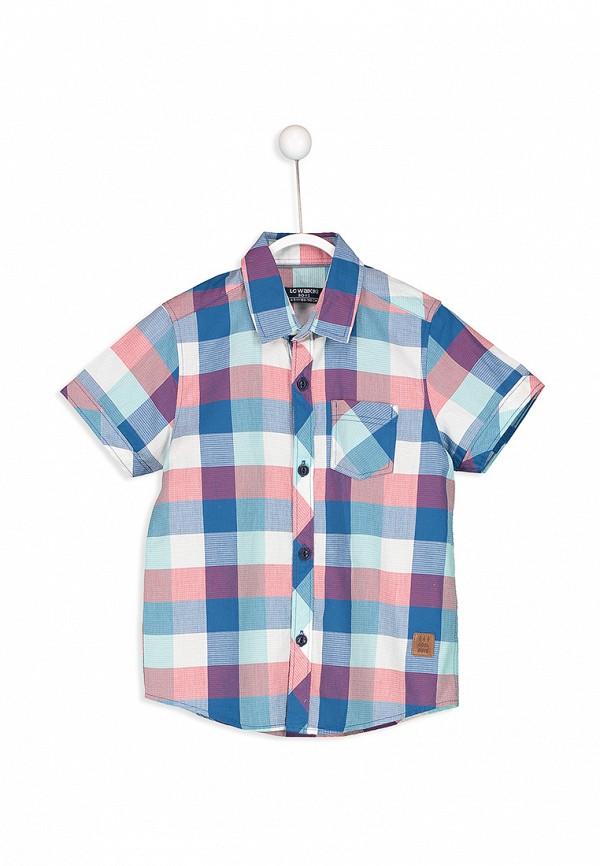 Рубашка LC Waikiki LC Waikiki MP002XB006GX рубашка lc waikiki lc waikiki mp002xm0yefj