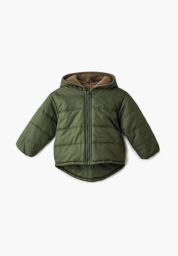 Купить Куртка утепленная Intatika, Dino, mp002xb006jr, зеленый, Весна-лето 2018