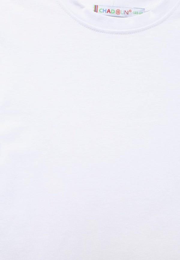 Футболка для мальчика Chadolini цвет белый  Фото 3