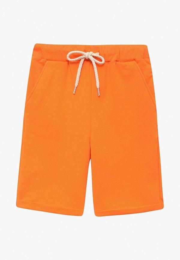шорты chadolini для мальчика, оранжевые