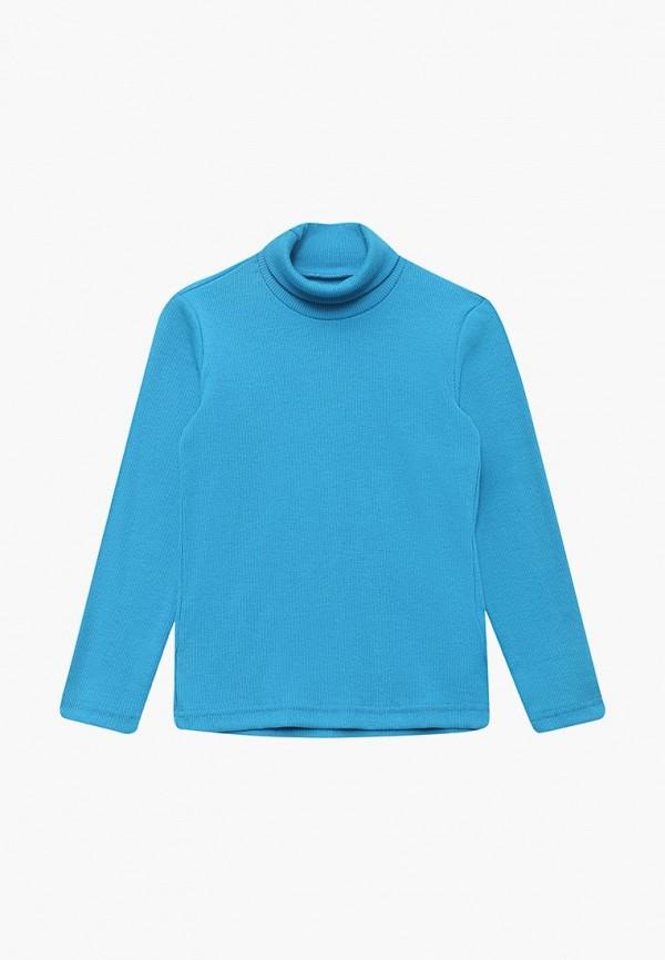 водолазка elaria для мальчика, синяя